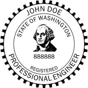 Washington Engineer - Prostamps