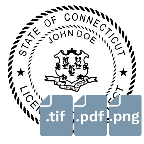 Digital Stamp Files - PDF, PNG, TIF - Prostamps