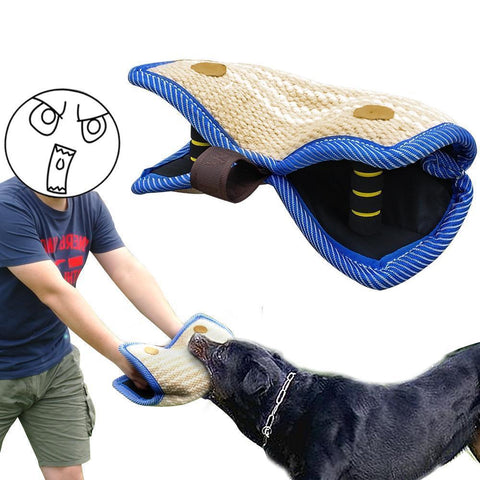Bite pillow-Rottweilers Shop