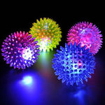 Color Flashing Light Pet Ball-Rottweilers Shop