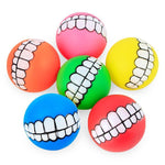 Funny dog ball with teeth for your pets-Rottweilers Shop