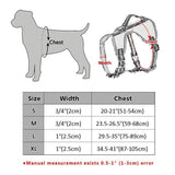 Training harness With Handle for Rottweilers-Rottweilers Shop