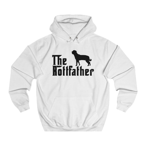 Rottfather Hoodie-Hoodie-Rottweilers Shop