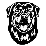 ROTTWEILER Wall Stickers-Rottweilers Shop