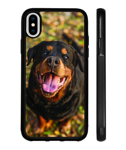 """Xary-D"" Phone Case iPhone X Case-Phone Cases-Rottweilers Shop"