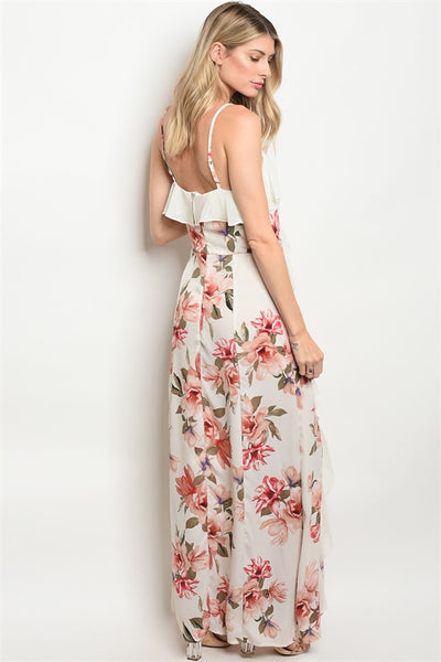 IVORY FLORAL
