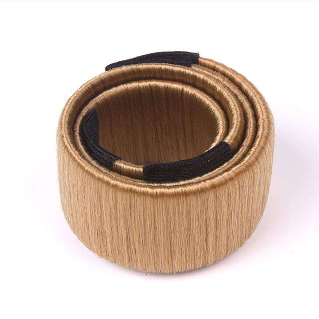 Easy Bun Makers Hair Braiders Elastic Hairband