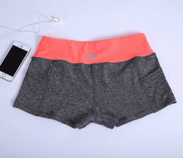 Casual Quick-Drying Elasticity Cool Short