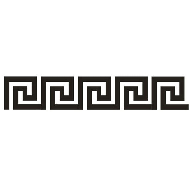 10PCS Labyrinth Acrylic Home Decor Puzzle