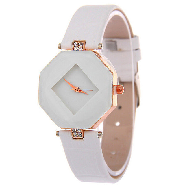 Fashion Crystal Rhinestone Bracelet Watch