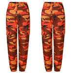 Combat Camouflage Jogger