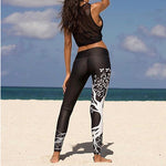 Hip Elastic High Waist Legging