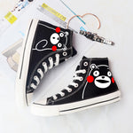 Casual Hand Painted Canvas Footwear