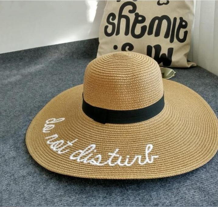 Summer hat Panama
