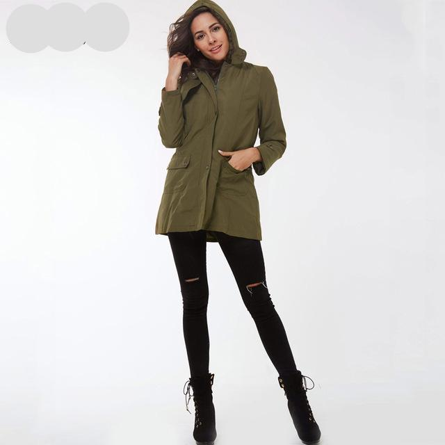 Casual Ladies Basic   jacket