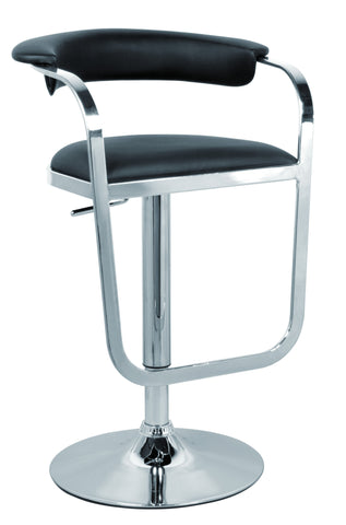 Chintaly 0392-AS Pneumatic Gas Lift Adjustable Height Swivel Stool