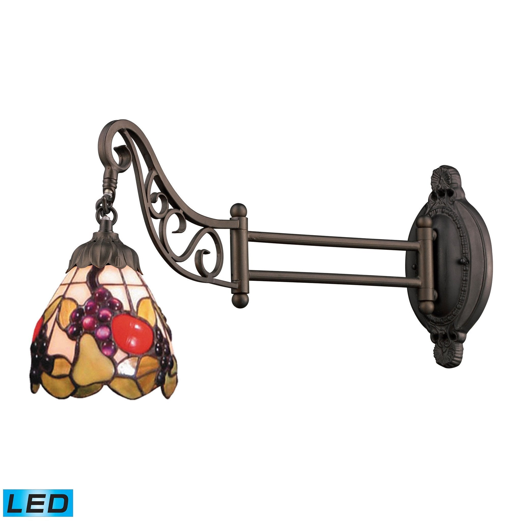 ELK Lighting 079-TB-19-LED Mix-N-Match Collection Tiffany Bronze Finish