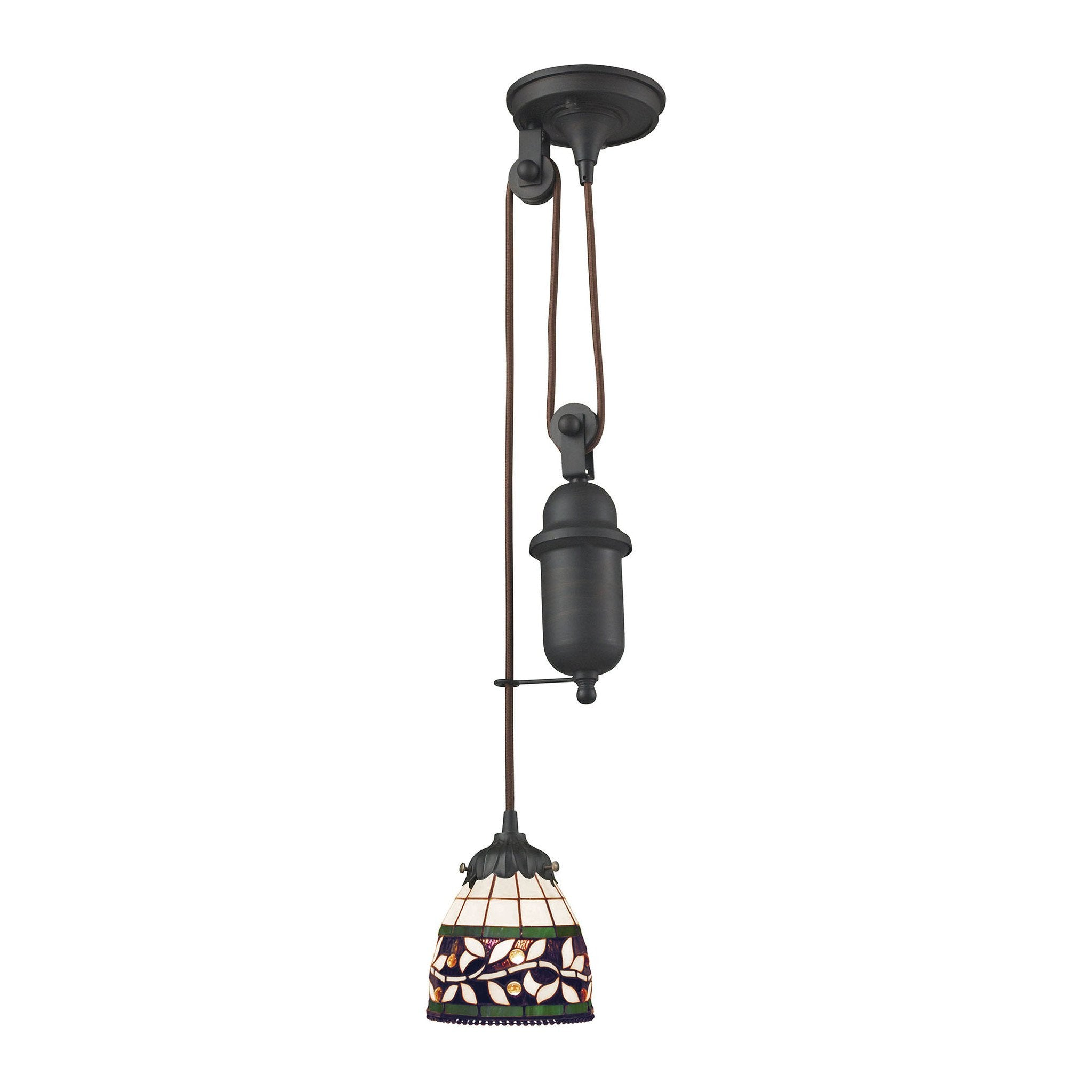 ELK Lighting 081-TB-13 Mix-N-Match Collection Tiffany Bronze Finish
