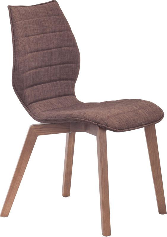 Zuo Dining Chair Color Tobacco Solid Wood Aalborg