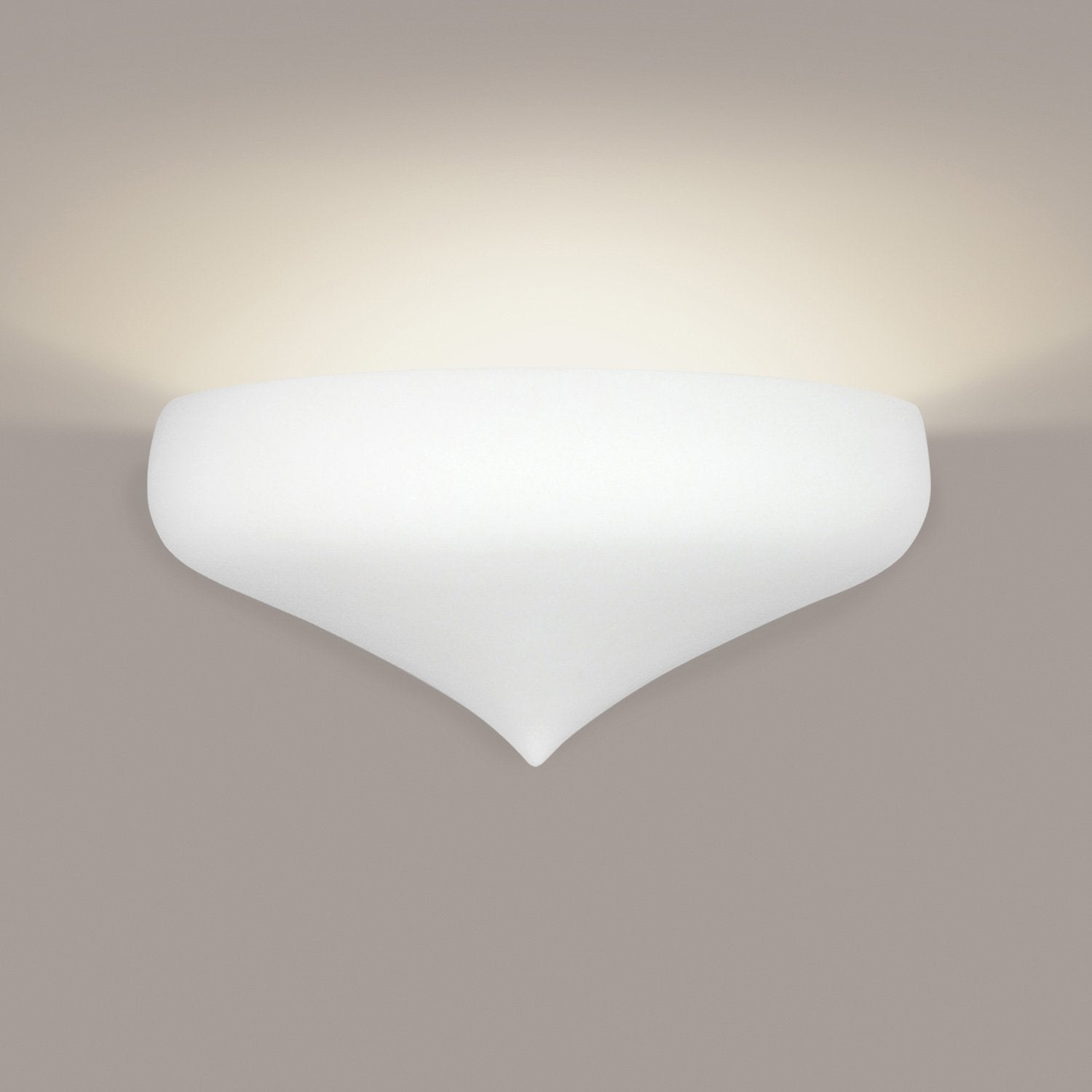 Collection | Vancouver | Island | Sconce | Finish | White | Light | Wall