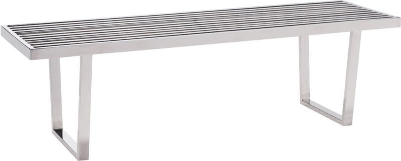 Niles Bench Color Stainless Steel Polished Stainless Steel 2488 Product Photo