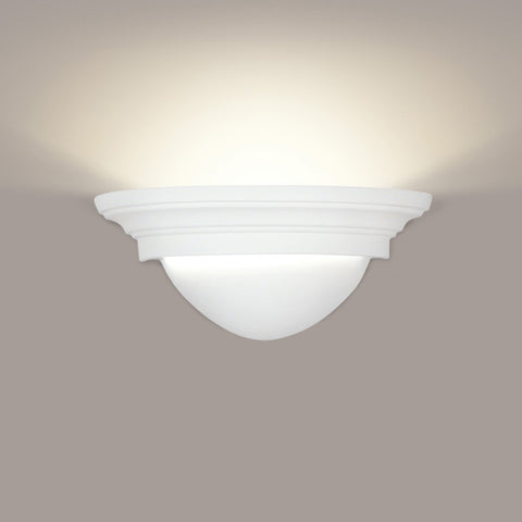 A19 101ADA-CFL13-M6 Islands of Light Collection Minorca/Majorca Heat Treated Steel Finish