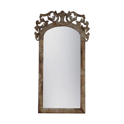 Guildmaster GUI-105013 Artifacts Collection Natural Aged Old Tin Finish Mirror