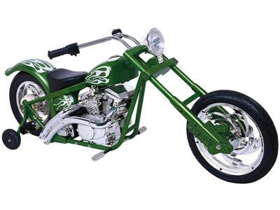 Kalee KL-20033 Kalee Custom Chopper 12v Green