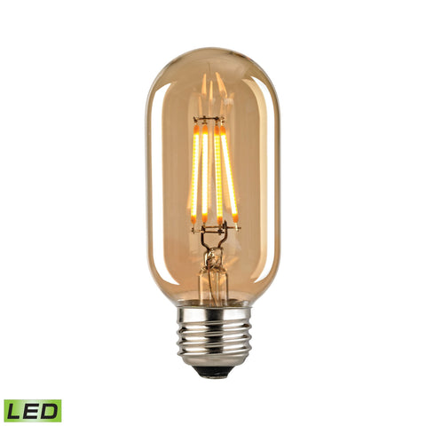 ELK Lighting 1111 Filament Collection Light Gold Tint Finish - PeazzLighting