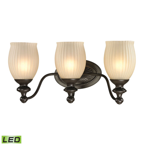 ELK Lighting 11652/3-LED Park Ridge Collection Oil Rubbed Bronze Finish - PeazzLighting