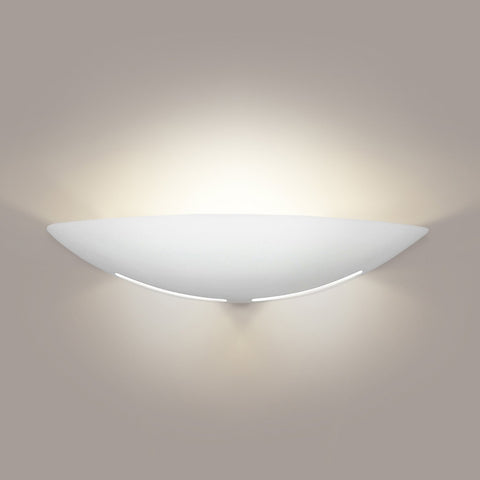 A19 1202ADA-CFL13-A32 Islands of Light Collection Kauai Cream Satin Finish