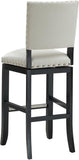American Heritage Billiards 126181 Jaxon Counter Height Stool - BarstoolDirect