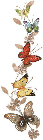Benzara 13805 Wall Metal Butterfly Decor An Excellent Anytime Wall Decor