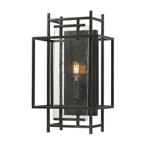 ELK Lighting 14200/1 Intersections Collection Oil Rubbed Bronze Finish - PeazzLighting