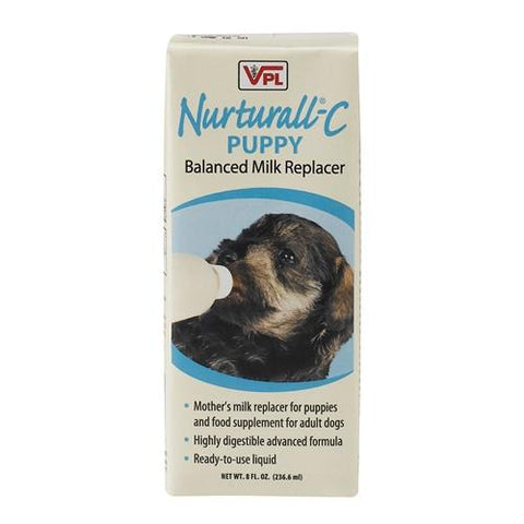 VPL 15071 NurturallC For Puppies Liquid, 8 oz. - Peazz.com