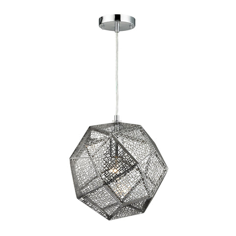 ELK Lighting 17190/1 Roxa Collection Polished Chrome Finish - PeazzLighting