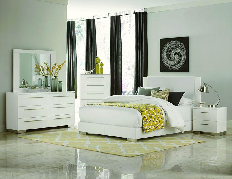 Collection Color White High Gloss 16957 Product Photo