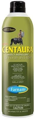 Farnam 18230 Centaura Insect Repellent For Horse & Rider, 15 oz - Peazz.com