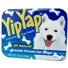 Sergeant's 18283 Yip Yap Breath Treats For Dogs, 1.4 oz - Peazz.com