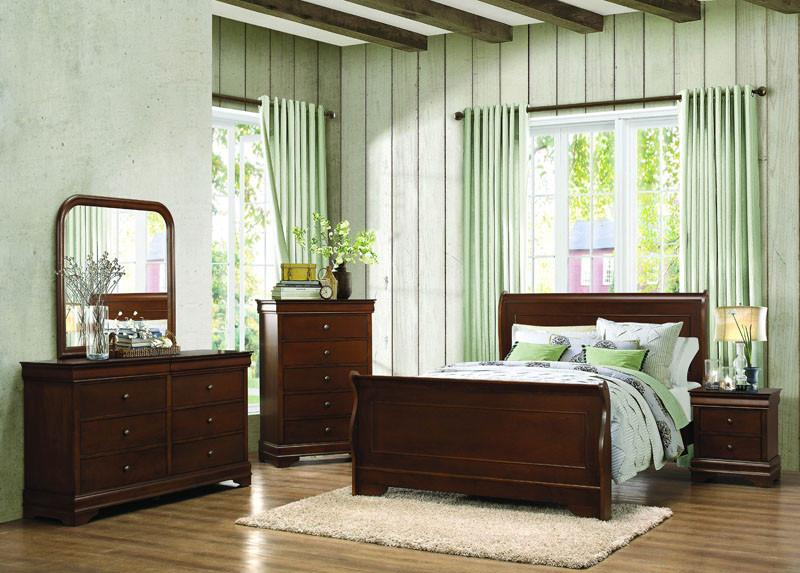 Collection Color Brown Cherry Abbeville 4463 Product Photo