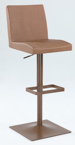 Chintaly 1878-AS-CML Modern Oversized Pneumatic Stool