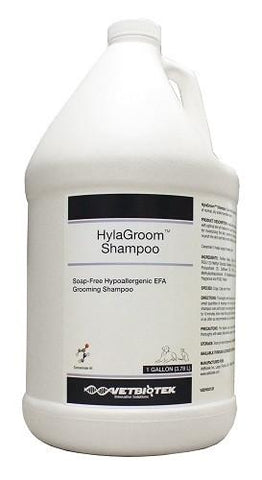 VetBiotek 19061 HylaGroom Shampoo, Gallon - Peazz.com