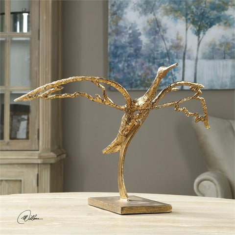 Uttermost Taking Flight Sculpture (20022) - UTMDirect