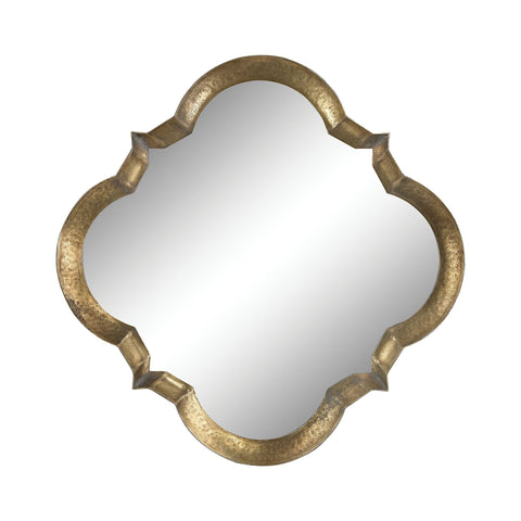 Guildmaster GUI-2100-005 Castile Collection Aged Silver Finish Mirror