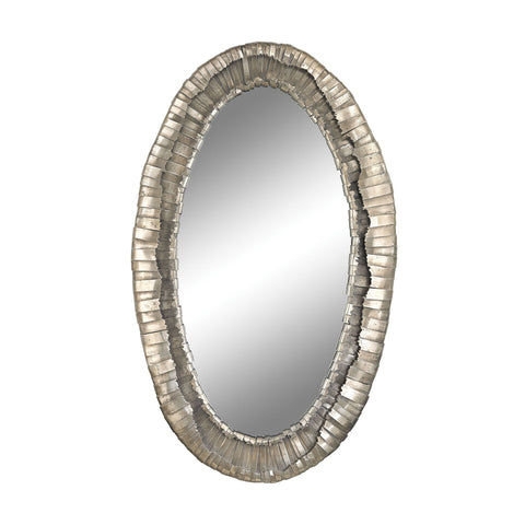 Guildmaster GUI-2100-011 Landois Collection Aged Silver Finish Mirror