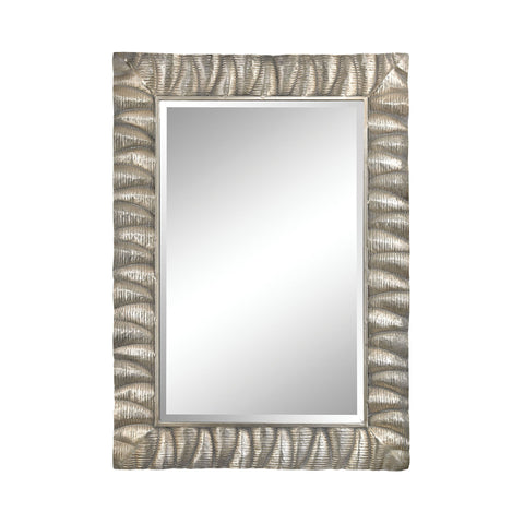 Guildmaster GUI-2100-018 Canal Collection Aged Silver Finish Mirror