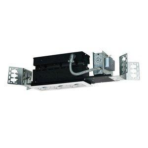 Jesco Lighting MMGMH1639-3EAW 3-Light Linear New Construction (Metal Halide) Includes 120V Electronic Ballast