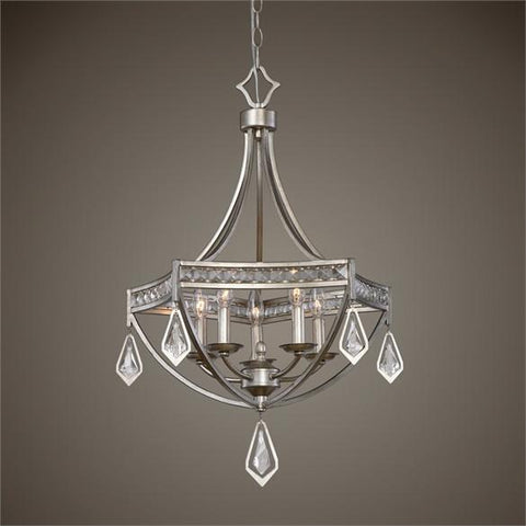 Uttermost Tamworth Modern 5 Light Pendant (22081) - UTMDirect
