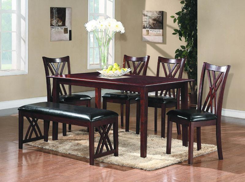 Homelegance Collection Color Warm Cherry Brooksville