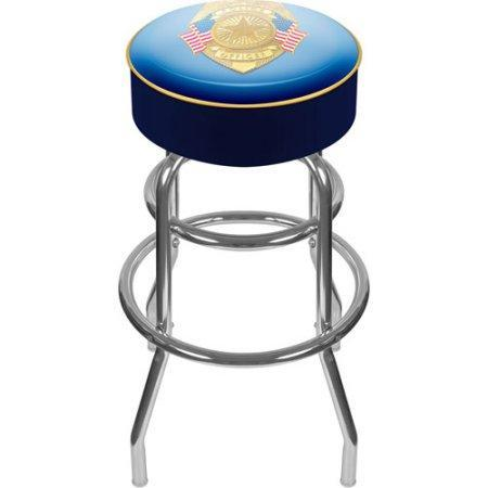 "31"" Po1000 Police Officer Padded Swivel Bar Stool"